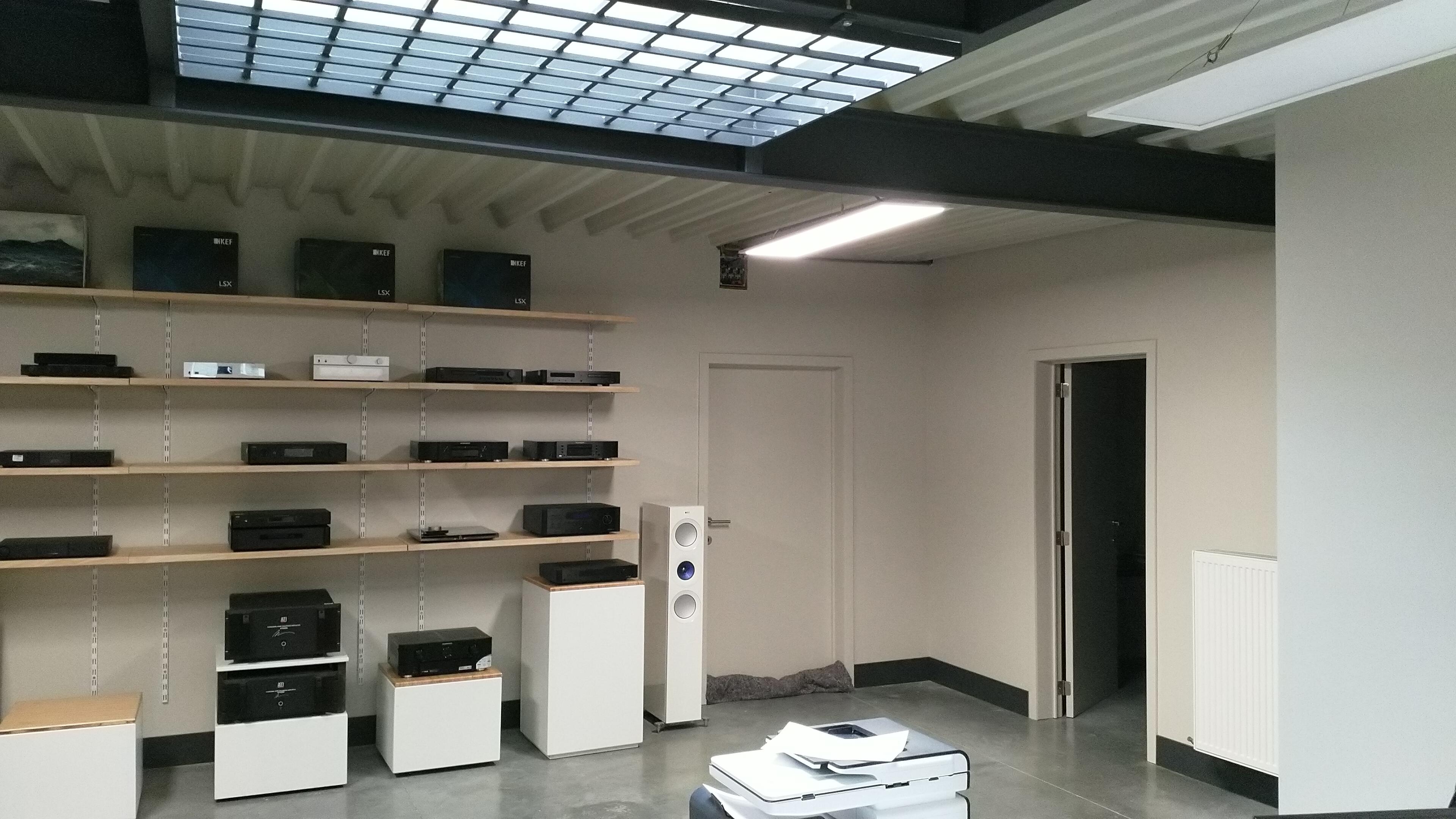Mur de présentation - Electroniques